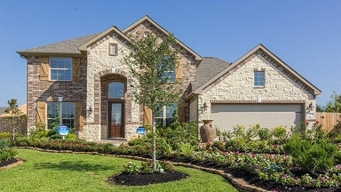 Lennar Homes - Wildwood at Northpointe: Vista - Tomball, TX