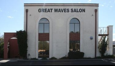 Great waves salon in tucson az 85715 citysearch for Abstract salon tucson