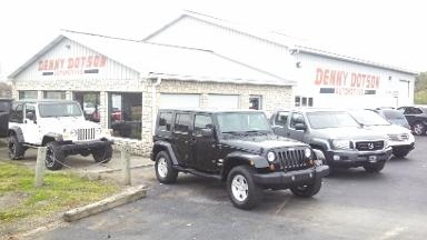 Denny Dotson Automotive In Johnstown Oh 43031 Citysearch