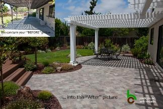Landcon landscape design and construction in san jose for Landscape design san jose