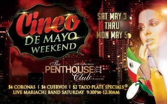 Penthouse Club & Restaurant Image