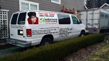 Anderson Carpet Cleaning Inc