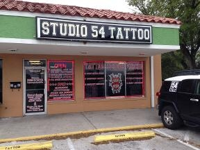 Studio 54 Tattoos & Piercing - Tampa, FL
