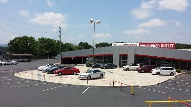 High Quality Capital Toyota Pre Owned Outlet