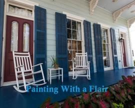 Painting With a Flair