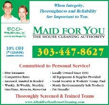 Maid For You House Cleaning