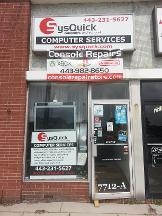 SysQuick Computers and Support - Parkville, MD