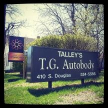 Talley's Collision Repair Service