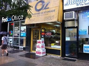 Oz Moving & Storage - New York, NY