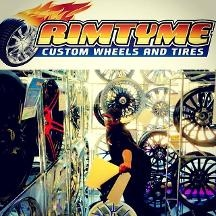 Rimtyme Custom Wheels & Tires - Sales & Lease