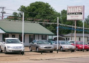 Mims Cars - Greenwood, MS