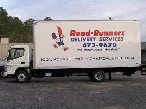 Road Runners Delivery Service