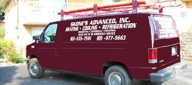 Skone's Advanced Inc Heating Cooling - Johnstown, PA
