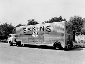 AMS Relocation, Inc., Bekins Agent - Burlingame, CA