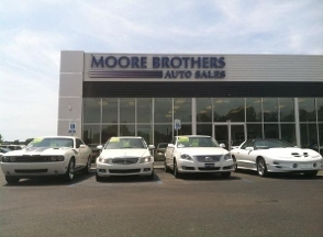Moore Brothers Auto Sales - Oxford, MS