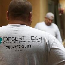 Desert Tech Air Conditioning & Heating - Palm Springs, CA