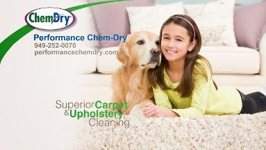 Chem-Dry Performance - Fountain Valley, CA