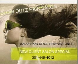 Blow Outz Hair Salon