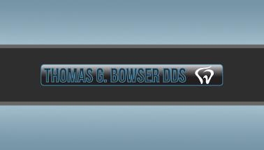 Thomas G. Bowser III, D.D.S. - Youngstown, OH