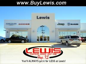 Lewis Chrysler Dodge Jeep Ram of Hays
