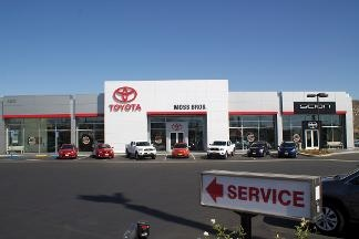 Moss Bros Toyota Of Moreno Valley In Moreno Valley Ca