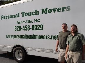 Personal Touch Movers Inc.