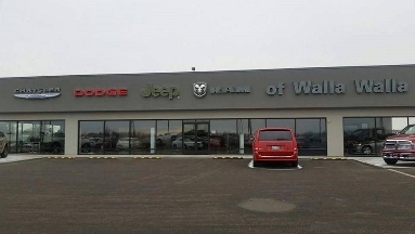 Chrysler Dodge Jeep RAM of Walla Walla - Walla Walla, WA