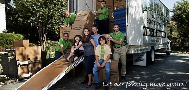All My Sons Moving & Storage - Charlotte, NC