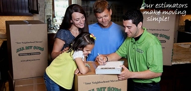 All My Sons Moving & Storage - Clackamas, OR
