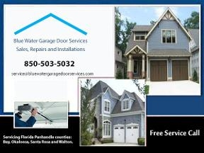 Blue Water Garage Door Svc