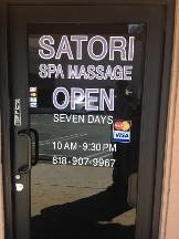 Satori Spa Massage