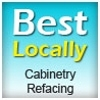 BestLocally Cabinetry Refacing Image