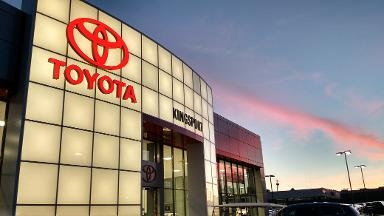 Toyota of Kingsport - Bristol, VA