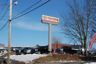 Toyota Of Greenfield - Greenfield, MA