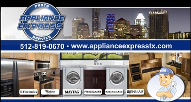 Appliance Express - Georgetown, TX