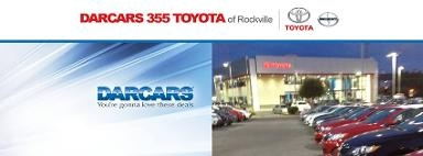 Darcars 355 Toyota Rockville Business Hours