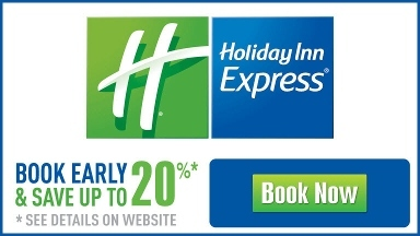 Holiday Inn Express - California, MD