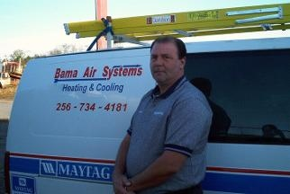 Bama Air Systems Mechanical Contractors, Inc - Cullman, AL