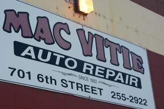 Mac Vitie Auto Repair - Napa, CA