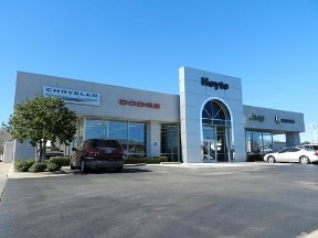 Hoyte Chrysler Dodge Jeep Ram - Sherman, TX