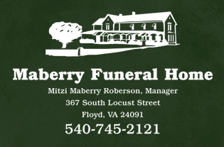 Maberry Funeral Home, Inc. - Floyd, VA