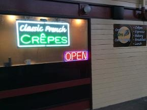Oregon Crepe Cafe