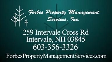 Forbes Property Mgmt Svc Inc