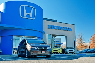Bowie maryland md auto dealers for Honda bowie service