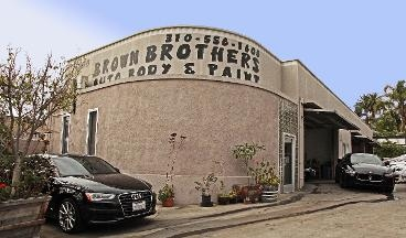 Brown Brothers Auto Body - Los Angeles, CA