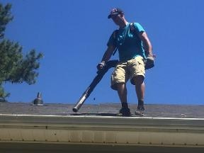 Affordable Gutter Cleaning Service - Dallas, GA