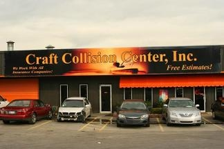 Craft Collision Center, Inc. - Lebanon, TN