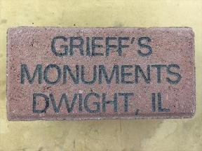 Grieff's Precious Monuments & Laser Etching - Dwight, IL