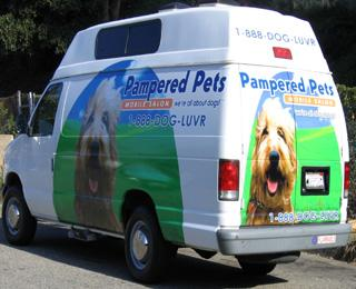 Pampered Pets Mobile Salon - Los Angeles, CA