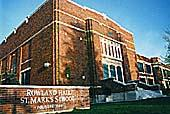 St Marks Rowland Hall - Homestead Business Directory